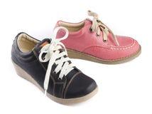 Shoe isolated on white Stock Photos