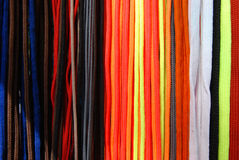 Shoe-laces Stock Photography