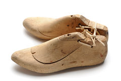 Shoe lasts Stock Image