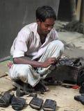 Shoe maker Stock Photography