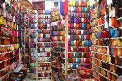 Shoe market Stock Photo