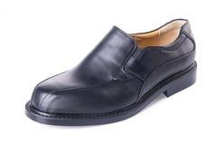 Shoe. men's fashion shoe on a background Stock Image