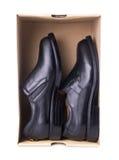 Shoe. men's fashion shoe on a background Stock Photo