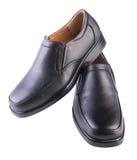 Shoe. men's fashion shoe on a background Stock Photography