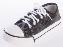 Shoe. men's fashion shoe on a background Royalty Free Stock Photos