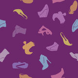 Shoe Pattern Stock Images