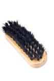 Shoe polish brush Royalty Free Stock Photo
