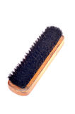 Shoe polish brush Stock Photography