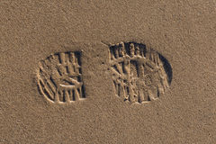 Free Shoe Print Royalty Free Stock Images - 48527819