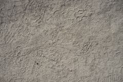 Shoe Prints in Dirt Royalty Free Stock Photos