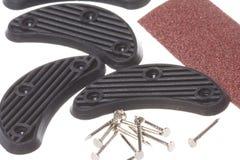Shoe Repair Kit Macro Isolated Royalty Free Stock Image