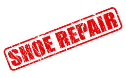 SHOE REPAIR red stamp text Royalty Free Stock Image
