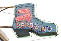 Shoe Repair Stock Images
