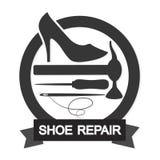 Shoe Repair symbol Stock Photo