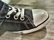 shoe sneaker Stock Image