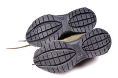 Shoe soles Stock Image