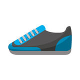 Shoe sport isolated icon Stock Images