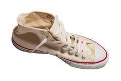 shoe sporten arkivfoton