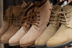 Shoe store Stock Image