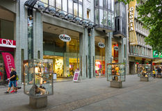 Shoe Store Goertz on Kurfuerstendamm Stock Photography