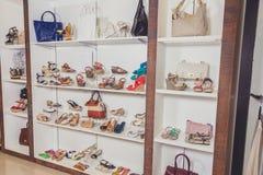 Shoe store Royalty Free Stock Photo