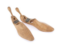 Shoe trees Royalty Free Stock Photo