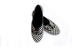 shoe woman Arkivbild