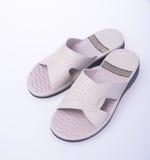 Shoe. woman sandal on background. woman sandal on a background. Shoe. woman sandal on background. woman sandal on a background Stock Photography