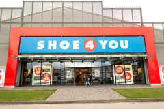 Shoe4you Photographie stock
