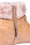 Shoee zip Stock Photos