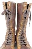 shoelace Arkivfoto