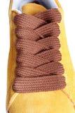Shoelace Royalty Free Stock Photo