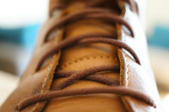 Shoelaces Stock Images