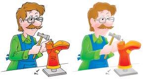 Shoemaker Imagens de Stock