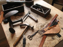 shoemaker Стоковое Изображение