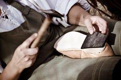 Shoemaker Royalty Free Stock Photos