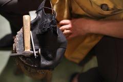 Shoemaker Royalty Free Stock Image