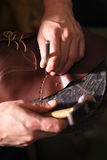 Shoemaker Royalty Free Stock Photo