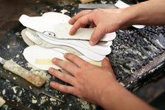 Shoemaker Stock Photo