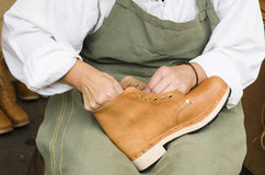 Shoemaker Royalty Free Stock Image