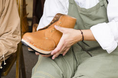 Shoemaker Stock Photos