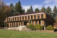Shoen Library bij Marylhurst-Universiteit royalty-vrije stock afbeeldingen