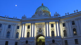 Shoenbrunn Palace Vienna Royalty Free Stock Photos