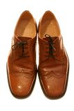 Shoes. A pair of stylish shoes Royalty Free Stock Image