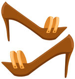 Shoes Royalty Free Stock Images