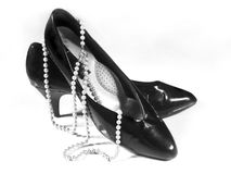 Shoes Royalty Free Stock Photography