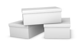 Shoes box Royalty Free Stock Images