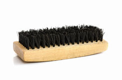 Shoes brush. Royalty Free Stock Photography