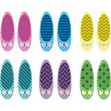 Shoes ClipArt Stock Images