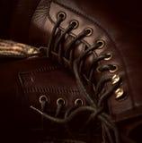 Shoes closeup Stock Photos